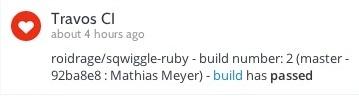 Screenshot of default Sqwiggle notifications